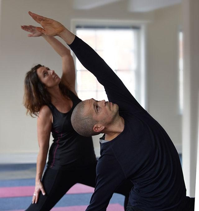Yoga Loft Exeter.