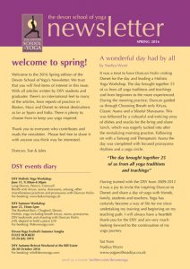DSY-spring-newsletter-2016-cover-page